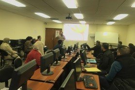 Training course in The Supervision of The Official Accounts on Google Platform